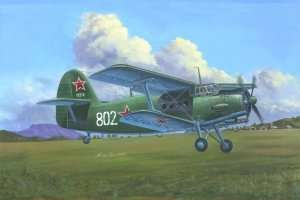 Antonov An-2/An-2CX Colt in scale 1-48 Hobby Boss 81705