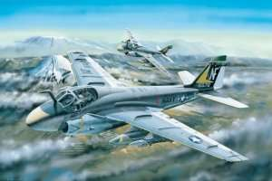 A-6A Intruder model in scale 1-48