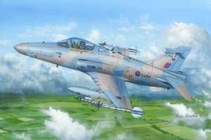Hawk mk. 200/208/209 in scale 1-48 Hobby Boss 81737