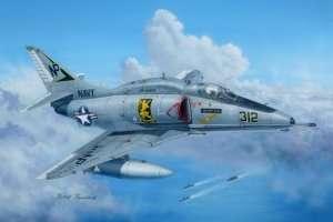 A-4F Sky Hawk model in scale 1-48
