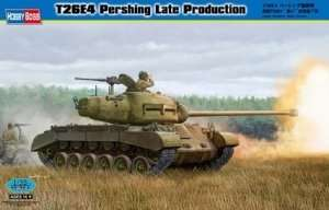 T26E4 Pershing Late Production in scale 1-35