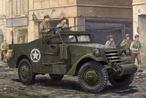 US M3A1 White Scout Car Late Prod. in scale 1-35
