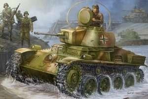 38M Toldi I (A20) Hungarian Tank in scale 1-35