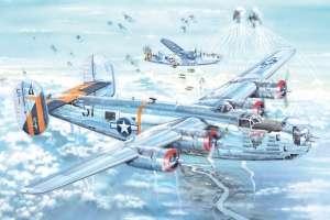 B-24J Liberator model Hobby Boss 83211 in 1-32