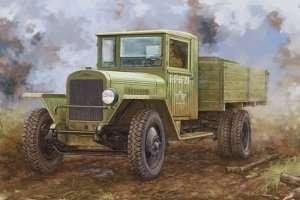 Russia ZIS-5B Truck in scale 1-35 Hobby Boss 83886