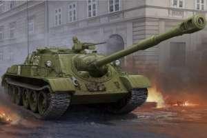 Soviet Su-122-54 Tank Destroyer model Hobby Boss 84543 in 1-35