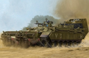 IDF Puma AEV model Hobby Boss 84546 in 1-35