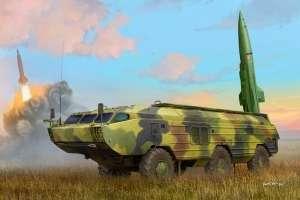 9K79 Tochka SS-21 Scarab IRBM in scale 1-35