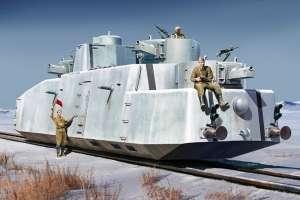 Soviet MBV-2 Late KT-28 Gun in scale 1-35