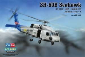 Helicopter SH-60B Seahawk in scale 1-72