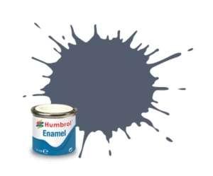 Navy Blue Matt - enamel paint 14ml Humbrol 077