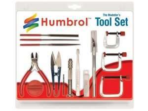 Medium Tool Set - Humbrol AG9159