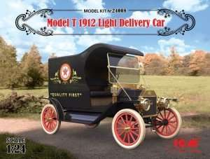 Model T1912 Light Delivery Car in scale 1-24