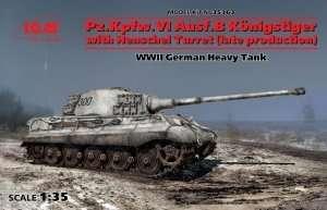 ICM 35363 Pz.Kpfw.VI Ausf.B Tiger II