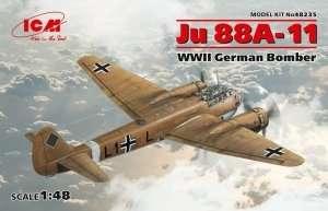 ICM 48235 Bombowiec Junkers Ju 88A-11