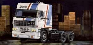 DAF 3600 Space Cab in scale 1-24