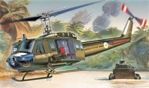 Italeri 1247 UH-1D Iroquois