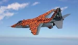 Jaguar GR.3 Big Cat - model Italeri in scale 1-72
