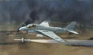 A-6E Tram Intruder - Gulf War model Italeri in 1-72
