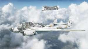 Focke Wulf FW 189 A-1/A-2 in scale 1-72