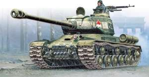 IS-2 Mod.1944 model Italeri 15764 in 1-56 Warlord Games