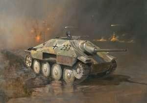 Jagdpanzer 38(t) Hetzer in scale 1-56