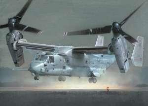 V-22 Osprey in scale 1-48