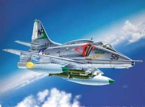 A-4 E/F/G Skyhawk in scale 1-48