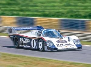 Porsche 956 model Italeri 3648 in 1-24