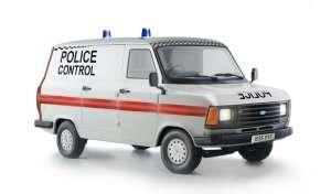 Ford Transit UK Police in scale 1-24