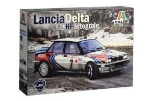 Lancia Delta HF Integrale in scale 1-24
