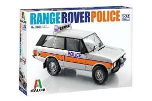 Range Rover Police in scale 1-24