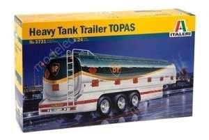 Heavy Tank Trailer Topas - Italeri 3731 1-24