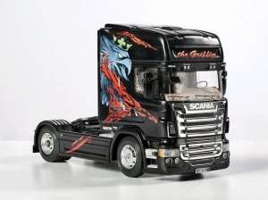 Scania R730 The Griffin in scale 1-24