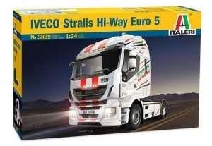 Italeri 3899 IVECO Stralis Hi-Way Euro 5