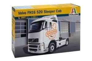 Truck Volvo FH 16 520 Sleeper Cab 1:24