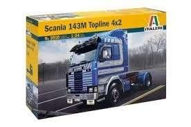 Italeri 3910 Scania 143m Topline 4x2