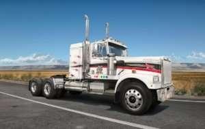 Truck Classic Western Star 4964 in scale 1-24