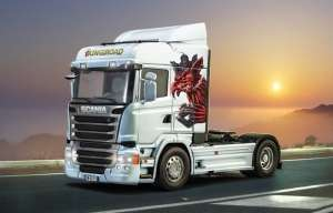 Scania R730 Streamline Highline Cab in scale 1-24