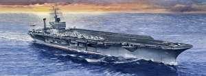 USS Carl Vinson CVN-70 (1999) model Italeri in 1-720