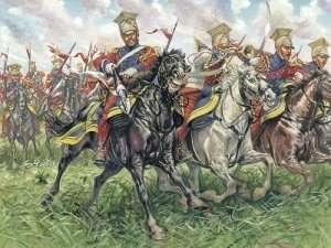 Polish-Dutch Lancers in scale 1-72