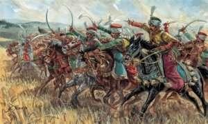 Mamelukes - Napoleonic Wars - in scale 1:72