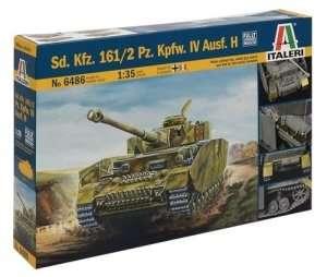 Italeri 6486 Sd.Kfz.161/2 Pz.Kpfw. IV Ausf.H