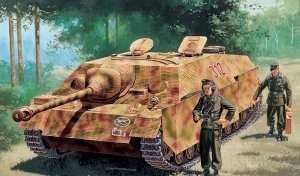 Sd.Kfz.162 Jagdpanzer IV Ausf. F L/48 late in scale 1-35
