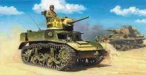 Model M3A1 in scale 1-35 Italeri 6498