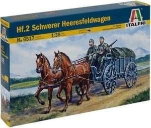 Hf.2 Schwerer Heeresfeldwagen in scale 1-35