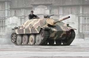 Italeri 6531 Jagdpanzer 38(t) Hetzer - niszczyciel czołgów