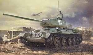T-34/85 Zavod 183 Mod.1944 in scale 1-35