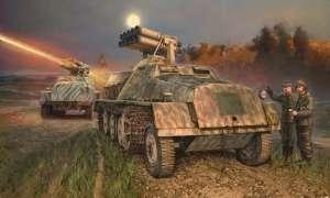 15cm Panzerwerfer 42 auf sWS model Italeri 6562 in 1-35