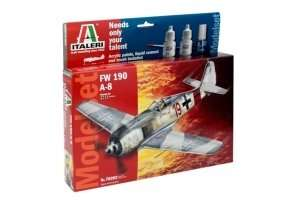 Gift Set - Model Fw 190 A-8 scale 1-72